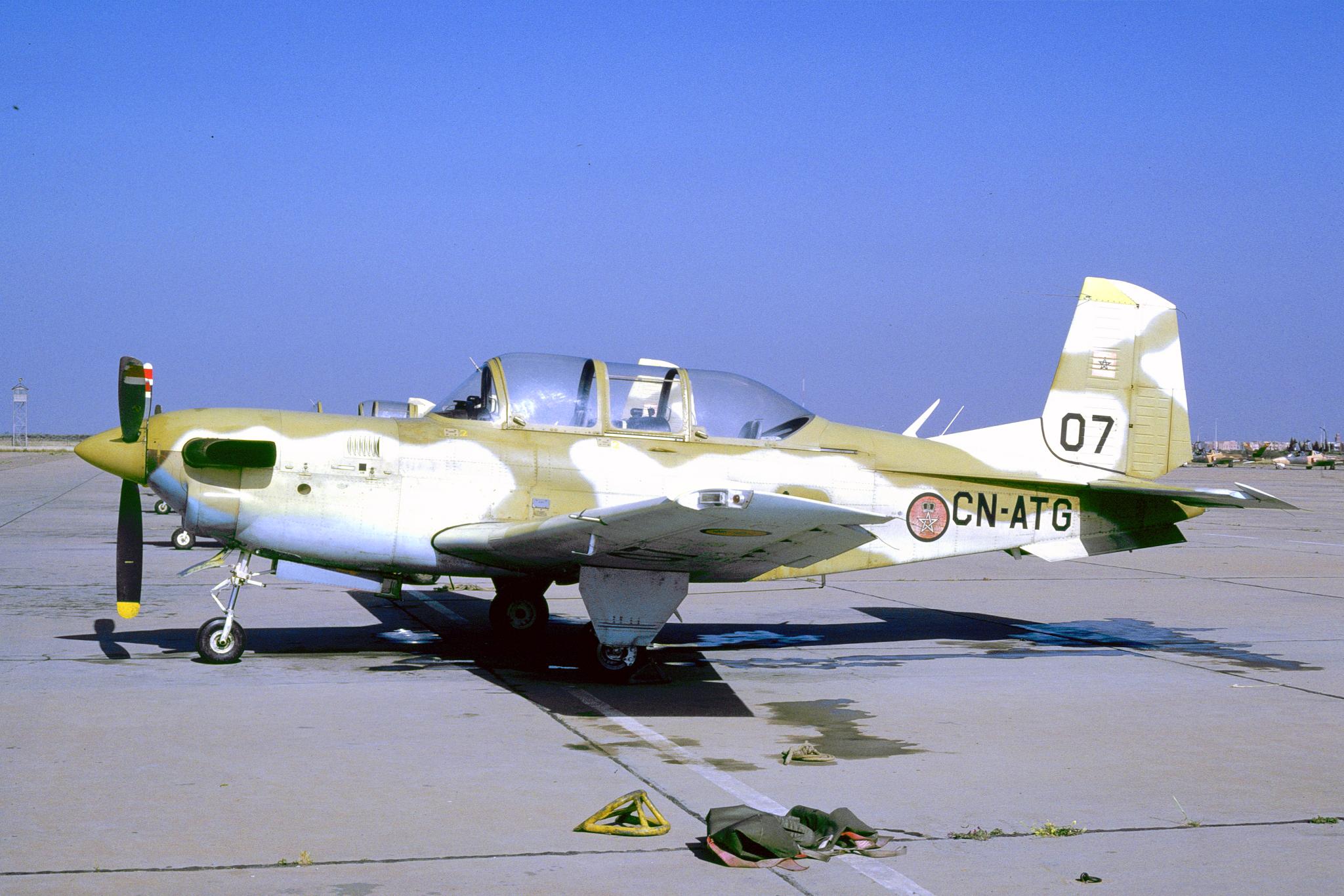 FRA: Photos anciens avions des FRA - Page 12 46329869304_8c0cde656d_o