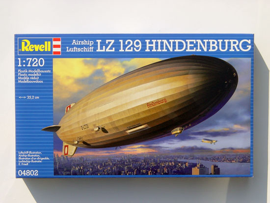 Ouvre boite LZ 219 Hidenburg [Revell 1/720] 46426741402_0d2a56bf37_o