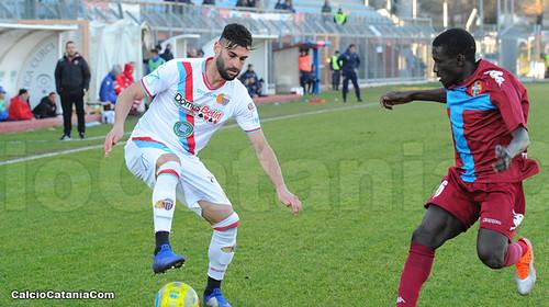 Rieti-Catania 0-1: le pagelle rossazzurre$