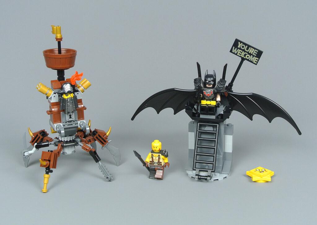 Review 70836 Battle Ready Batman And Metalbeard Brickset Lego Set Guide And Database