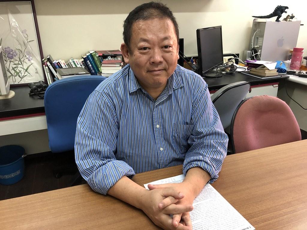 台師大教授李壽先認為,基因組定序技術應推及野生物保育。攝影:廖靜蕙