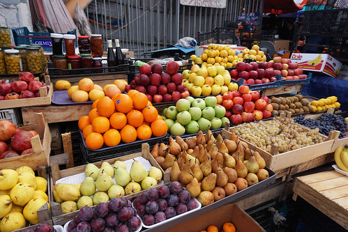 Tbilisi farmers market