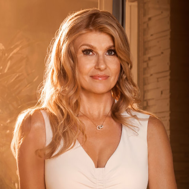 Linked Necklace Jewellery Dirty John Netflix Connie Britton