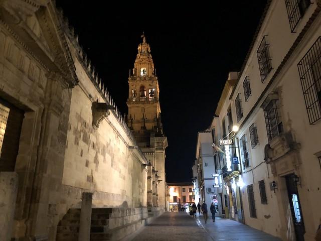 Córdoba por la noche
