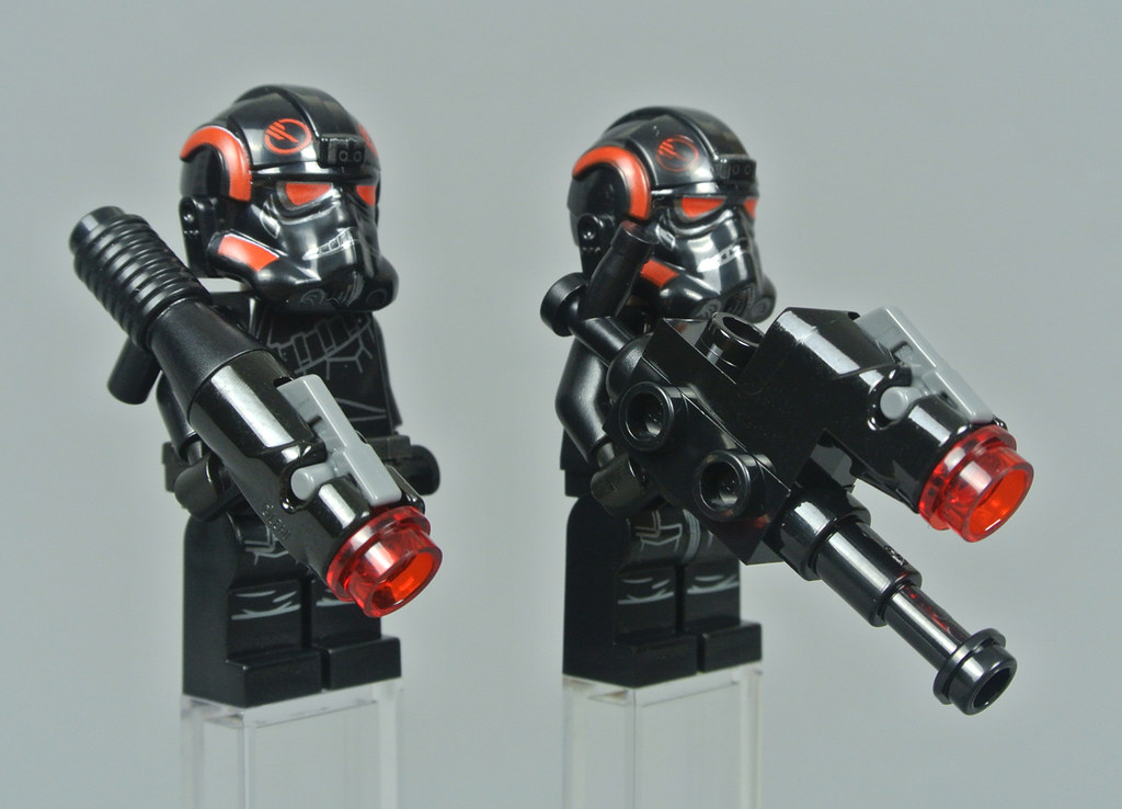 Details about  /Lego Inferno Squad Agent 75226 Battlefront Star Wars Minifigure