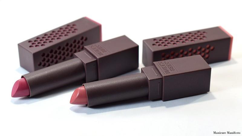 Burt's Bees Satin Lipstick