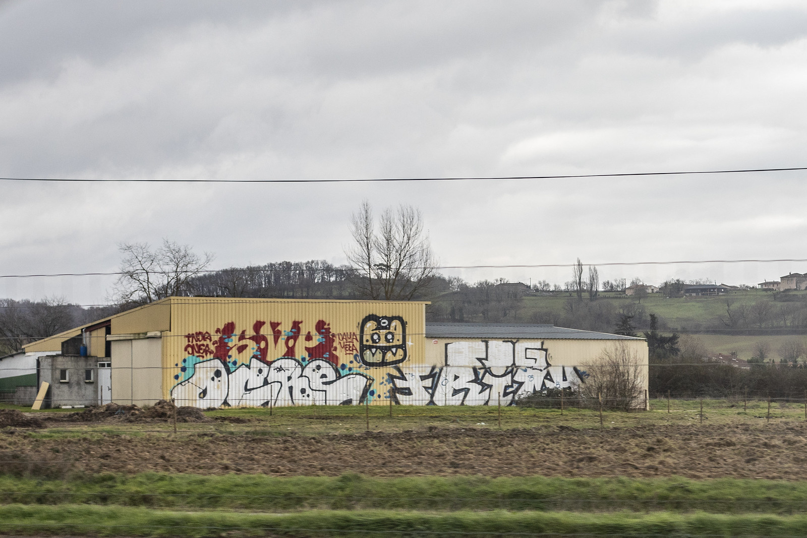 ocre, el mootmoot, frich, PDG, graffiti, toulouse