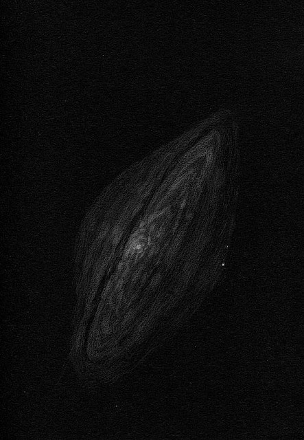 Messier 104, Galaxy in Virgo - Dr. Johannes Schilling