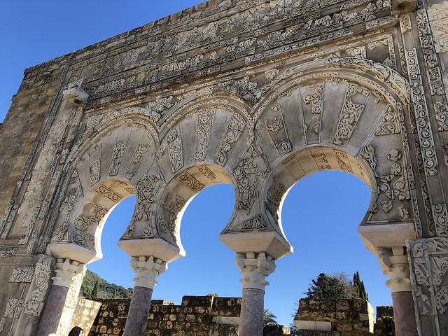 Ruinas arqueológicas de Medina Azahara (a 8 km de Córdoba)