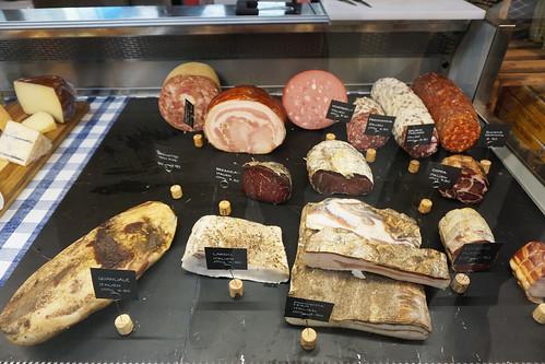 markthalle zurich meats