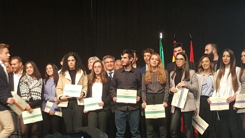 Premio Extraordinario Bachillerato