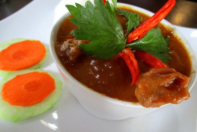 Cafe Ind chicken vindaloo