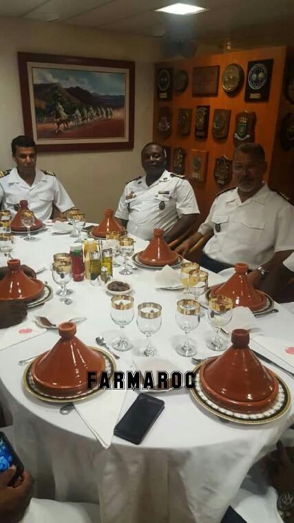 Royal Moroccan Navy Floréal Frigates / Frégates Floréal Marocaines - Page 13 46661288411_99d209c155_b