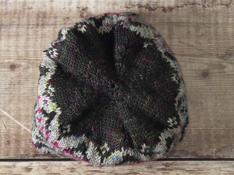 Crown of Cardamom Coffee hat