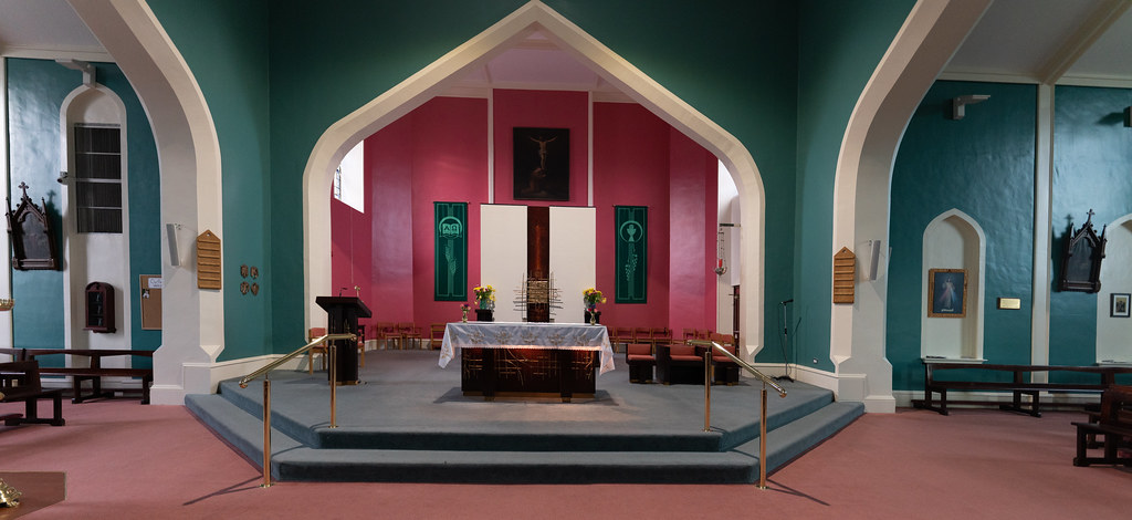 OUR LADY'S NATIVITY CHURCH [LEIXLIP COUNTY KILDARE] 005