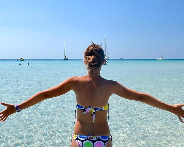 Calas paradisíacas de Menorca