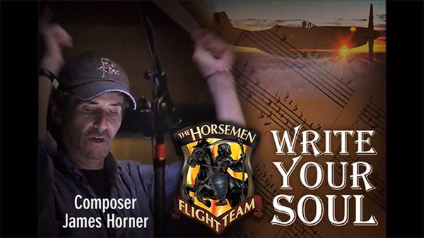The Horsemen, flight demonstration music,幕後花絮影片影片截圖 電影配樂與我的生活 電影配樂與我的生活 31669219897 6aa9715972 o