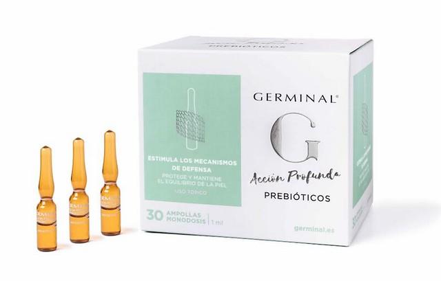 Germinal prebióticos