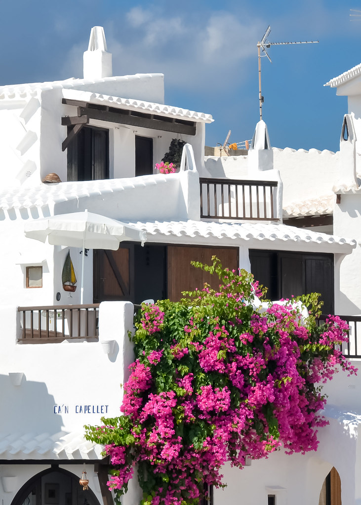 Binigaus, en Menorca