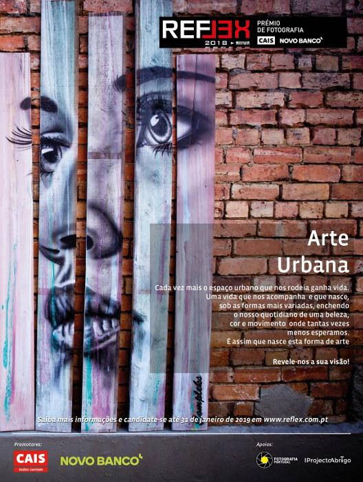 12.ª Edição do REFLEX: Arte Urbana