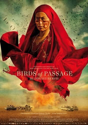 Göç Mevsimi - Pajaros de Verano – Birds of Passage