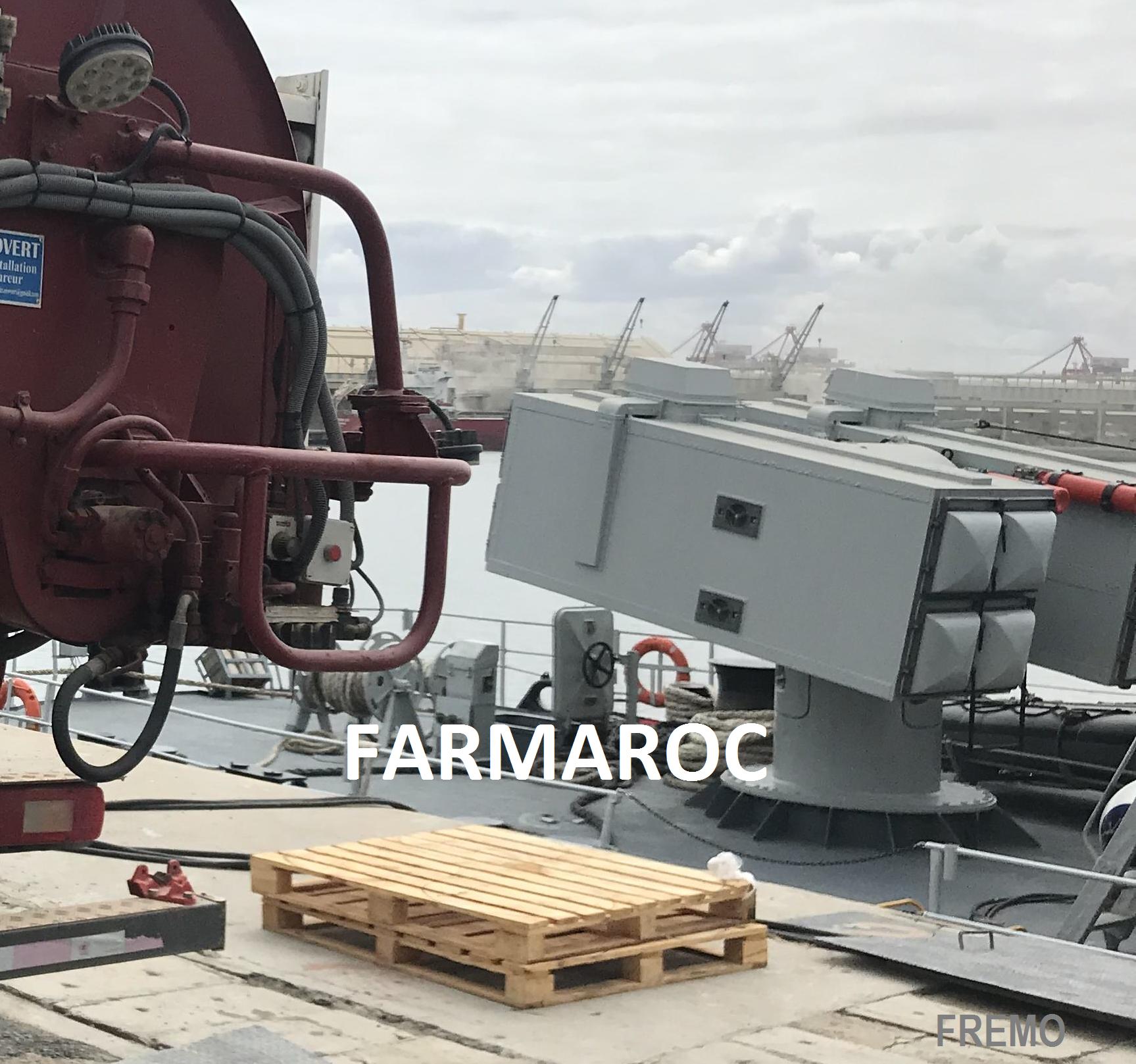 Royal Moroccan Navy Descubierta Frigate / Patrouilleur Océanique Lt Cl Errahmani - Bâtiment École - Page 4 39887115033_9022e5a54e_o
