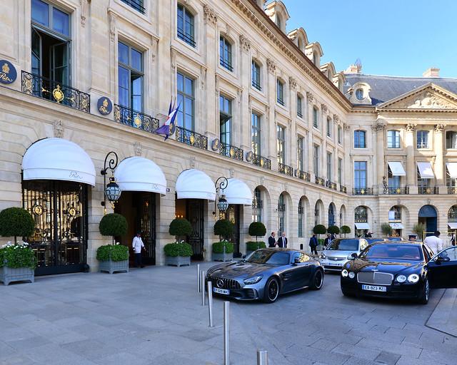 Hotel Ritz de París