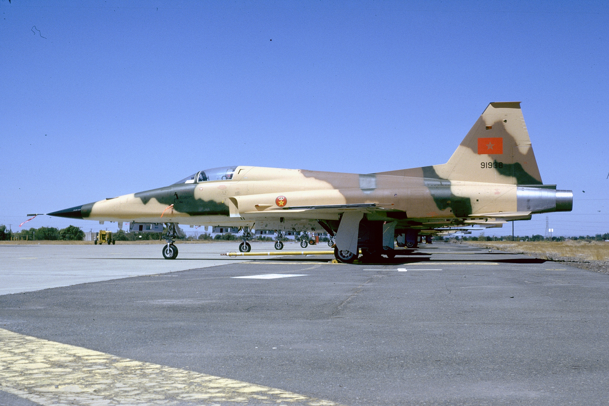 FRA: Photos F-5 marocains / Moroccan F-5  - Page 13 46782633061_e98f9f630d_o