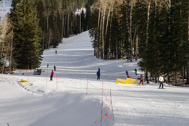 The Arizona Snowbowl