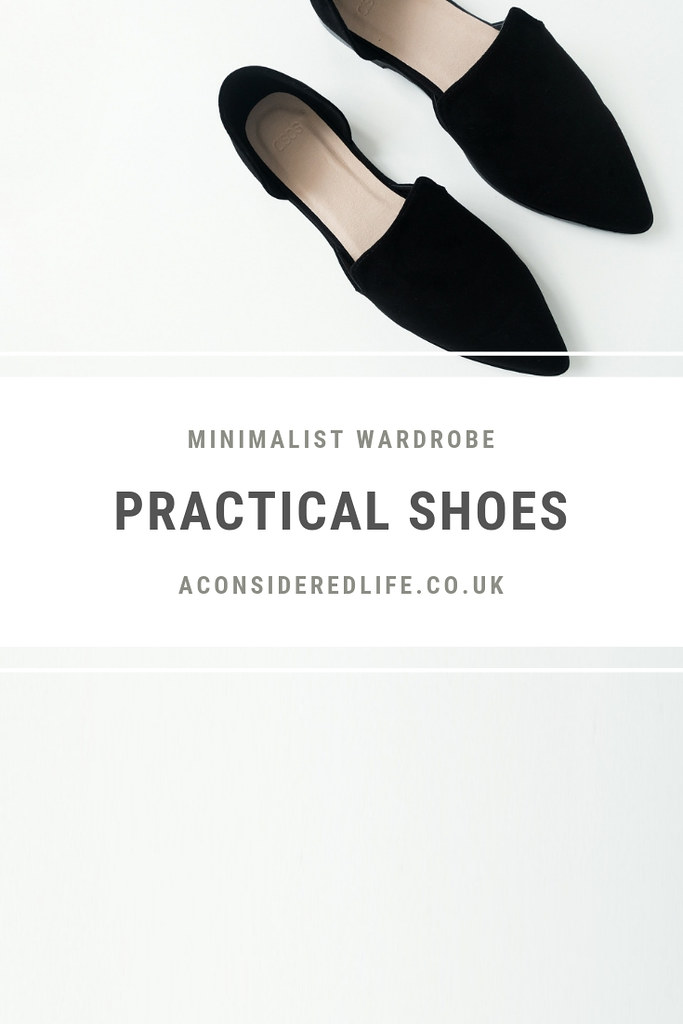 The Minimal Wardrobe: Practical Shoes