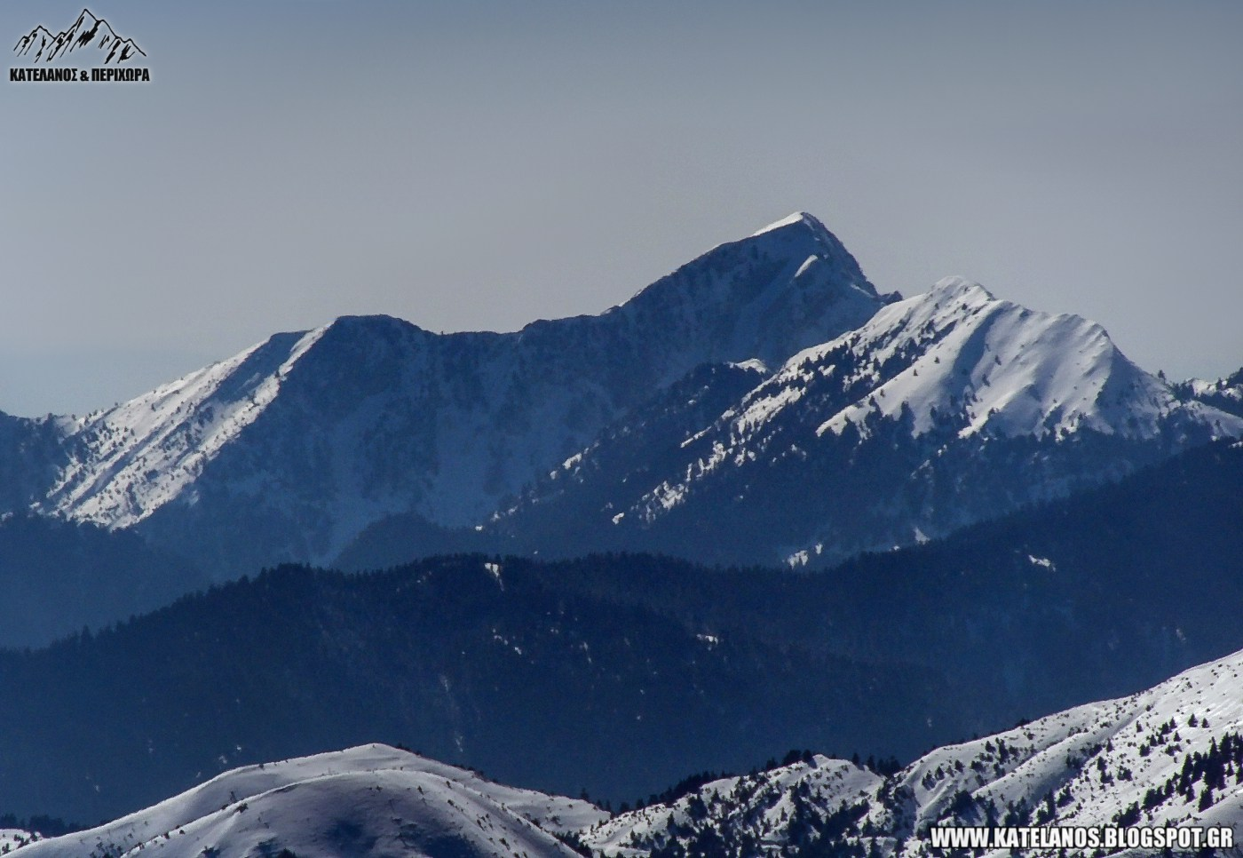 αννινος βουνο παναιτωλικο ορος