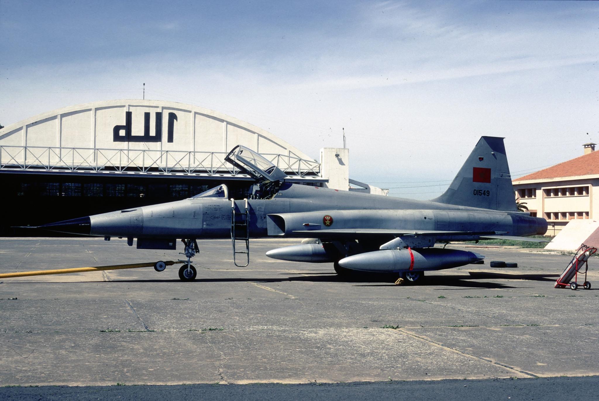 F-5A/B/E et F des FRA / RMAF Northrop F-5 Tiger III - Page 21 46606501161_bd322cfa47_o