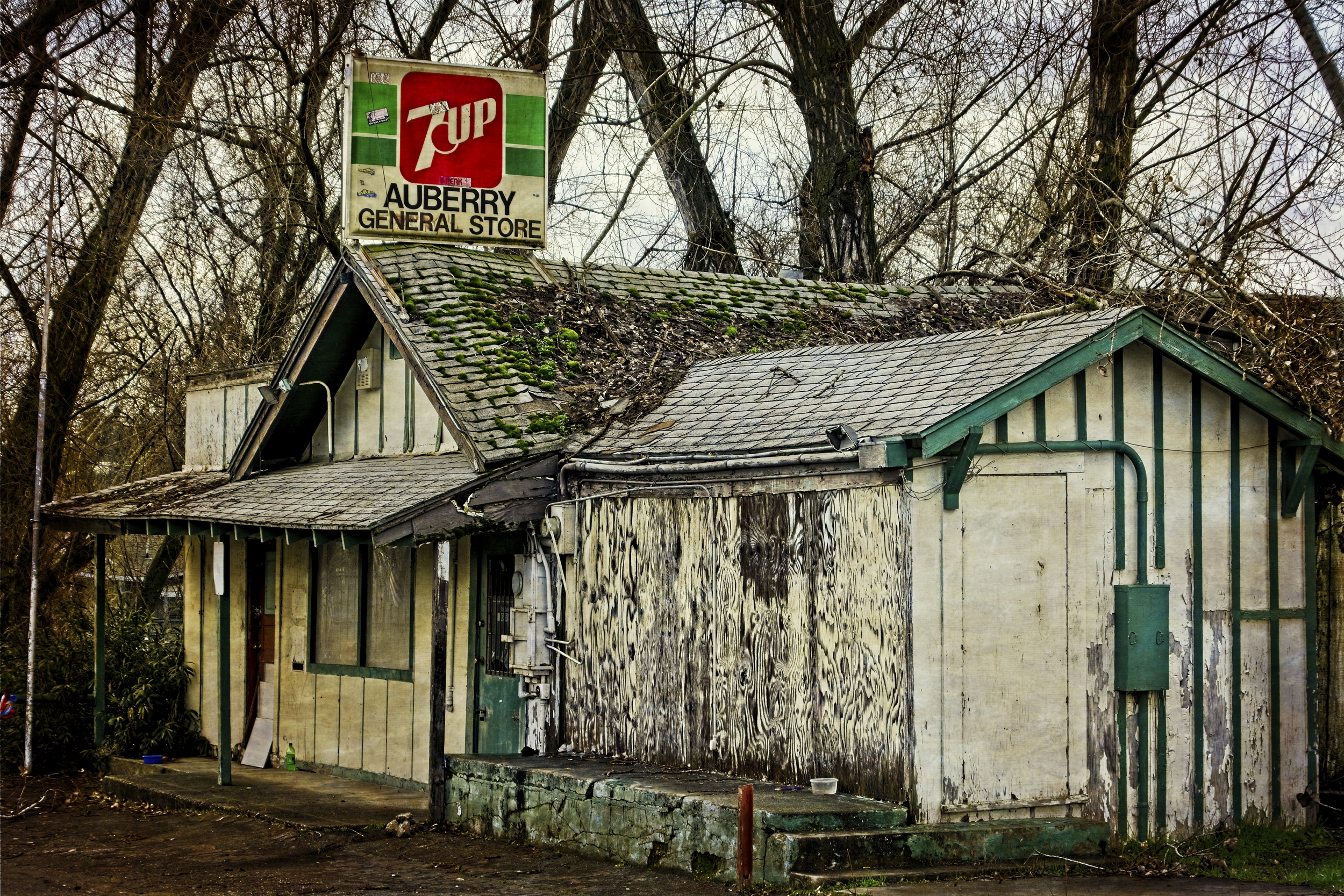 Auberry General Store - Auberry, California U.S.A. - February 9, 2019