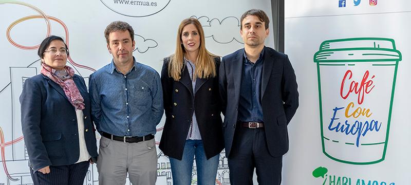 Frontán, Abascal, Gamiz y Rullán han sido los/as ponentes