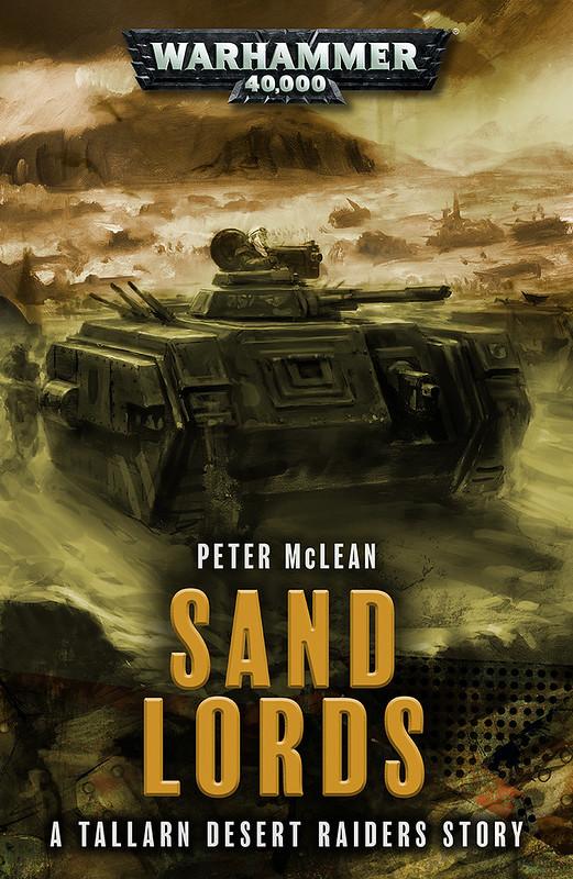 «Властители песков», Питер Маклин | Sand Lords by Peter McLean