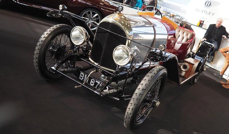 Bentley EXP 2 / 3.0 litres 4 cylindres 1919  32107527887_eaf2746420_c