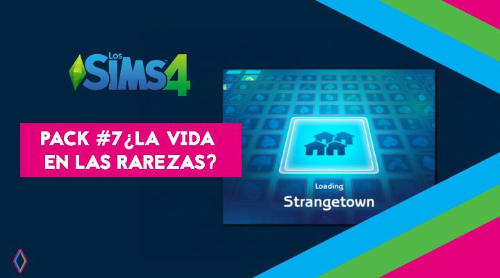 Los Sims 4: Nuevo pack de contenido sobre… ¿La vida en Las Rarezas?