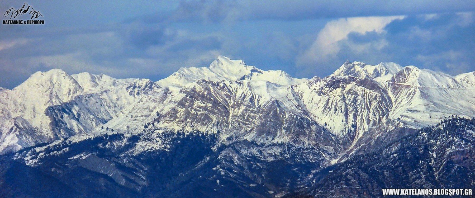 ορος χατζη νοτιας πινδου βουνο