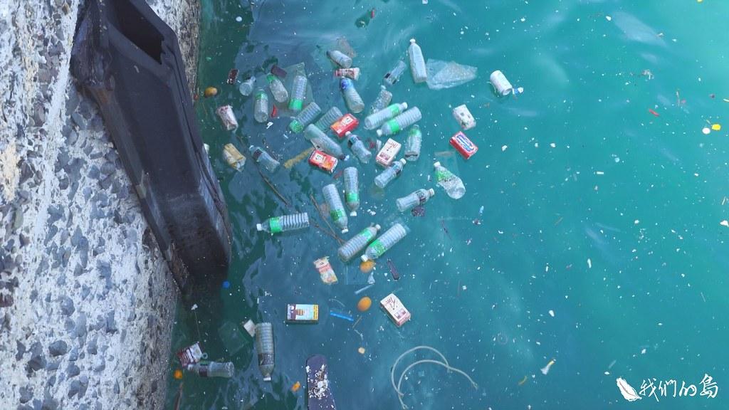 新北和基隆市近海、嘉義八掌溪與高雄後勁溪出海口、屏東小琉球、蘭嶼,都是海漂垃圾熱點。