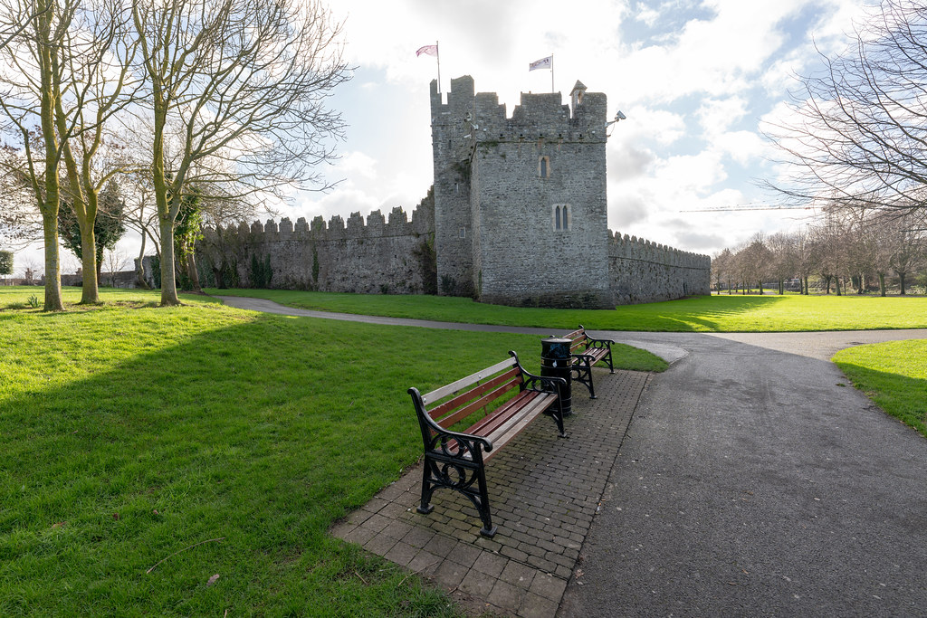 NORMAN CASTLE IN SWORDS 023