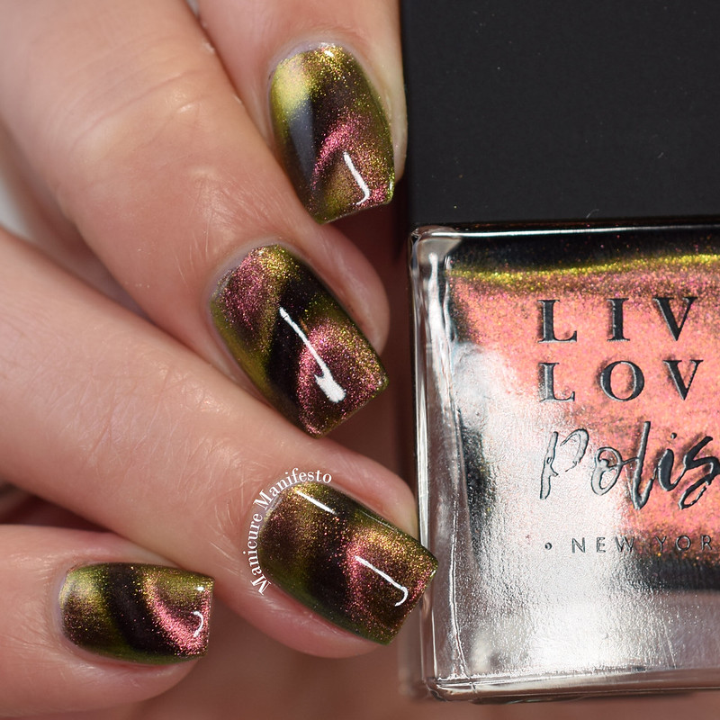Live Love Polish Bengal swatch
