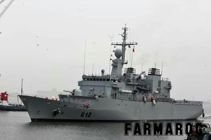 Royal Moroccan Navy Floréal Frigates / Frégates Floréal Marocaines - Page 13 45936520424_aff4bc5a21_b