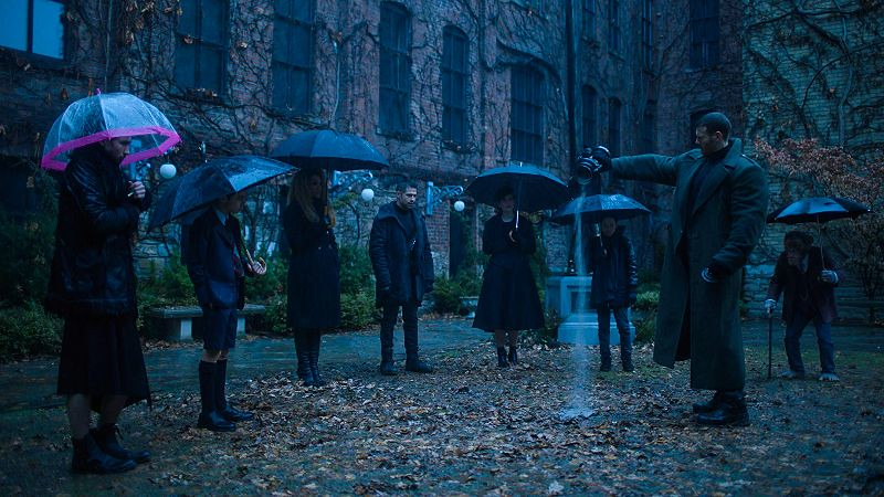 Where is The Umbrella Academy filmed
