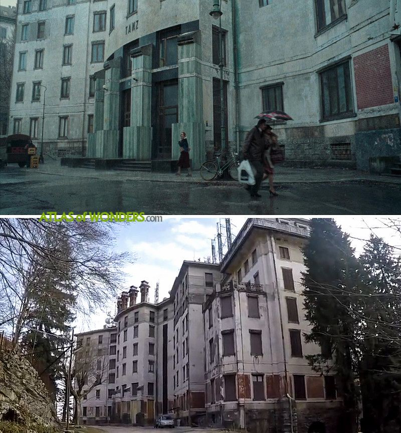 Suspiria Location