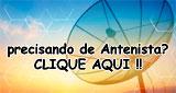 Antenas em Itaquera