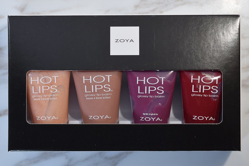 Zoya Kissmas Quad