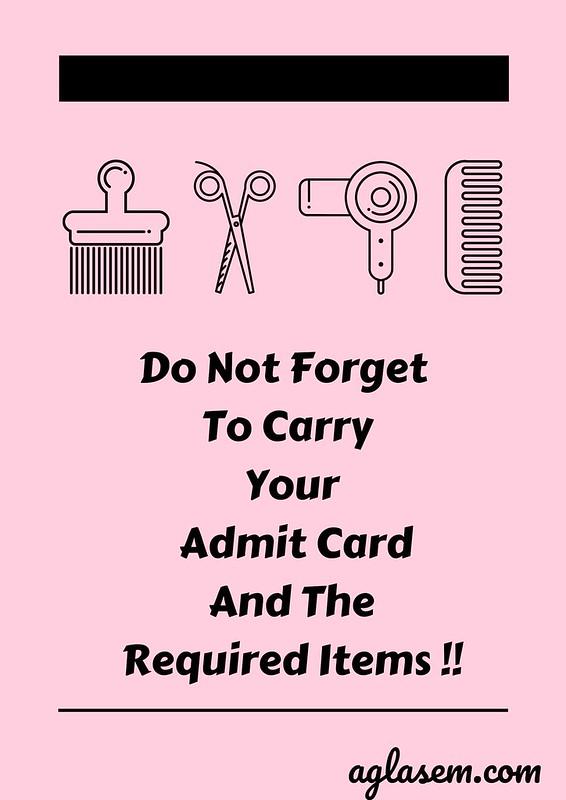 MPSOS 10th Admit Card June 2019