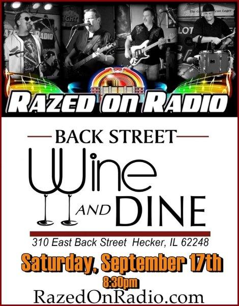 Razed On Radio 9-17-16