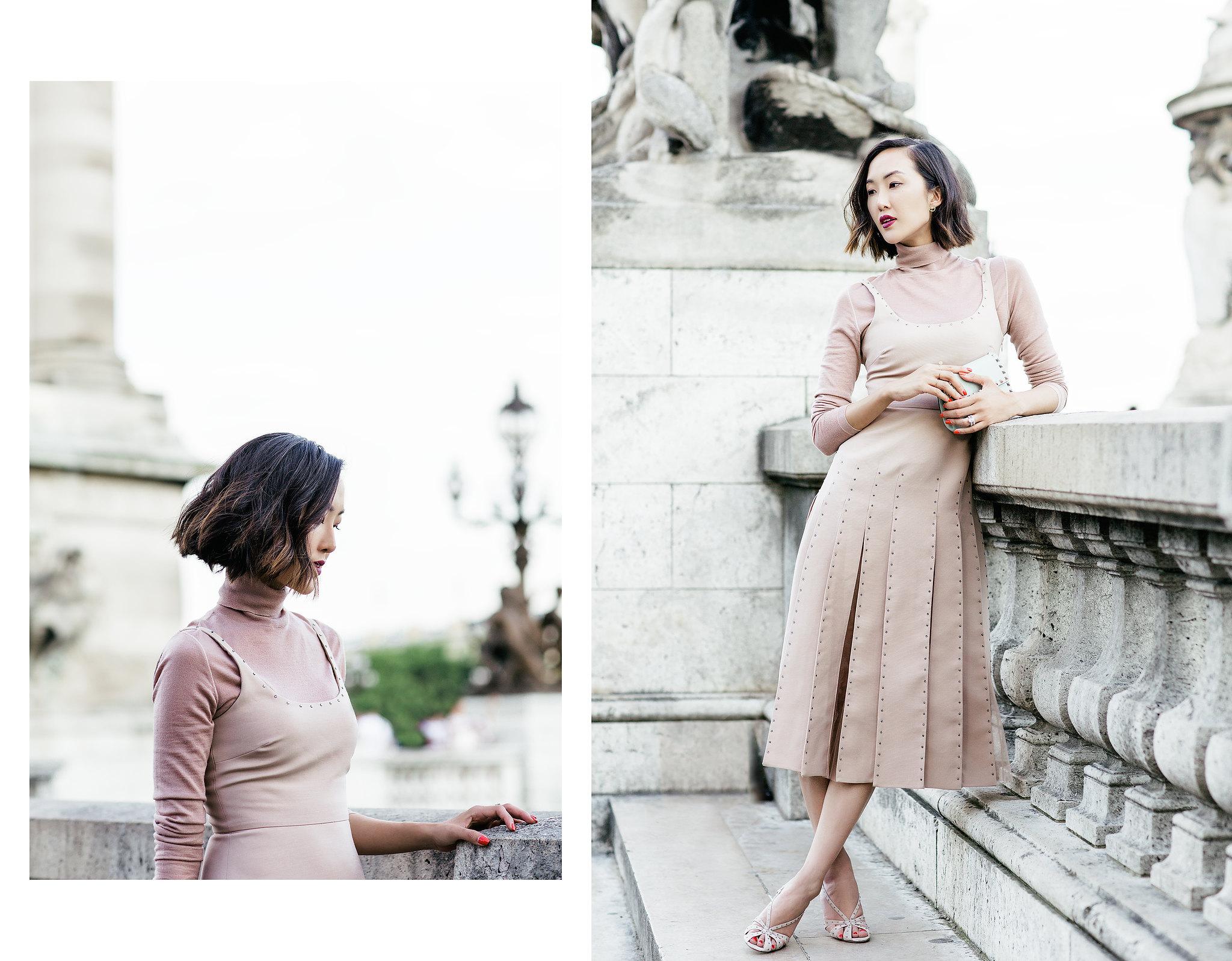 Chriselle Lim, Valentino