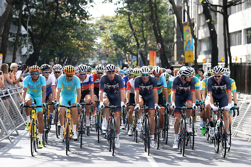 2016 Rio Olympic Games - Men's road race